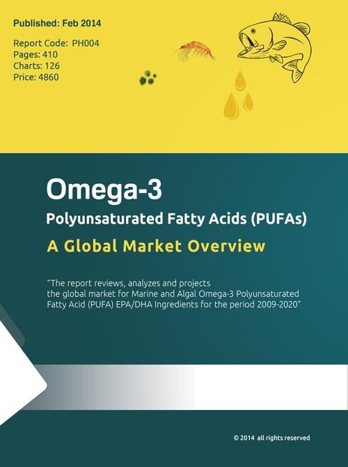 Omega-3 Polyunsaturated Fatty Acids (PUFAs) - A Global Market Overview - Product Image