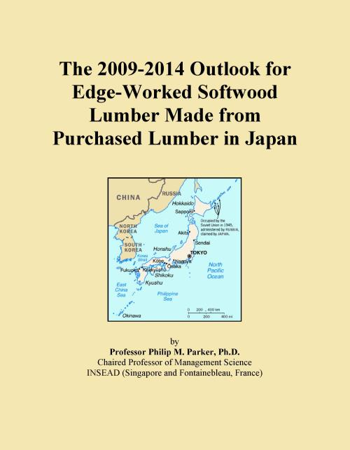 The 2009-2014 Outlook for Edge-Worked Softwood Lumber Made from Purchased Lumber in Japan - Product Image