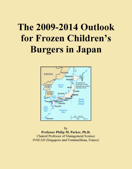 The 2009-2014 Outlook for Frozen Children's Burgers in Japan - Product Image
