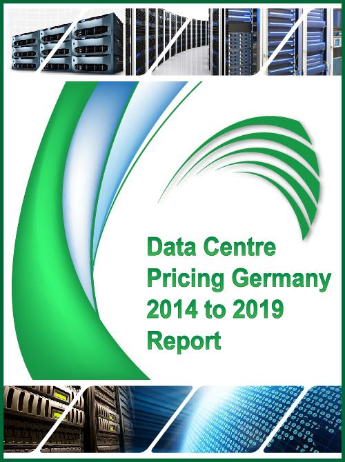 Data Centre Pricing Germany – 2014 to 2019 Report - Product Image