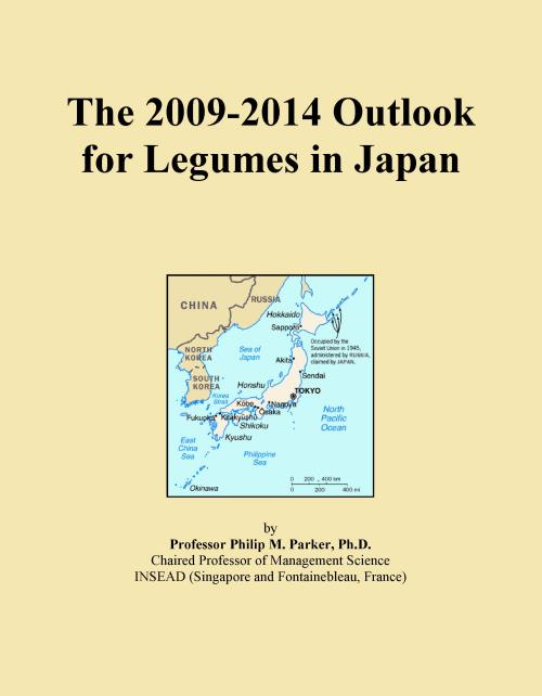The 2009-2014 Outlook for Legumes in Japan - Product Image