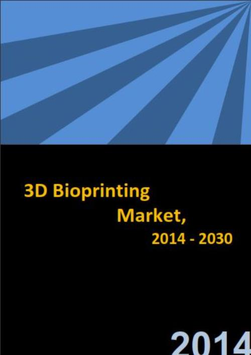3D Bioprinting Market, 2014 - 2030 - Product Image