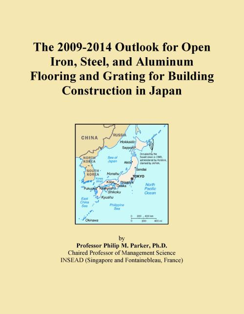The 2009-2014 Outlook for Open Iron, Steel, and Aluminum Flooring and Grating for Building Construction in Japan - Product Image