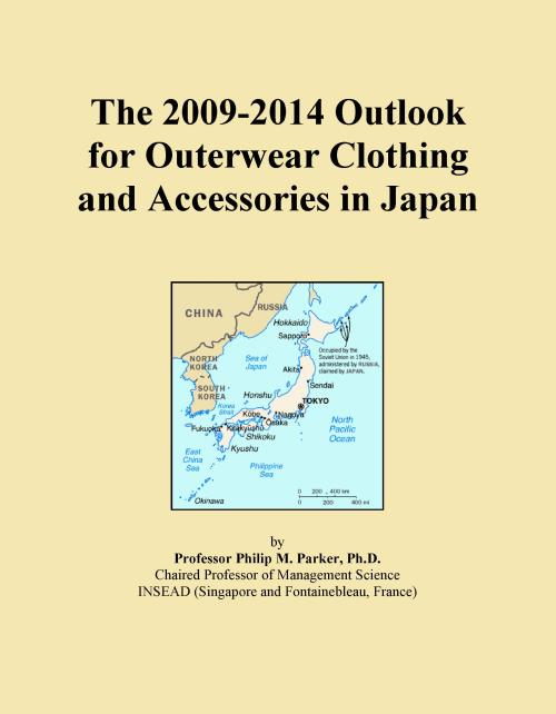 The 2009-2014 Outlook for Outerwear Clothing and Accessories in Japan - Product Image