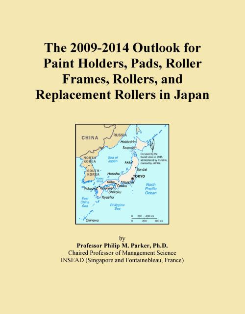 The 2009-2014 Outlook for Paint Holders, Pads, Roller Frames, Rollers, and Replacement Rollers in Japan - Product Image