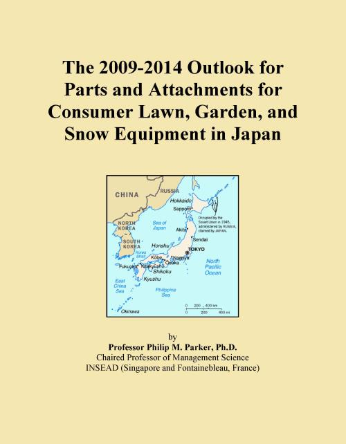 The 2009-2014 Outlook for Parts and Attachments for Consumer Lawn, Garden, and Snow Equipment in Japan - Product Image