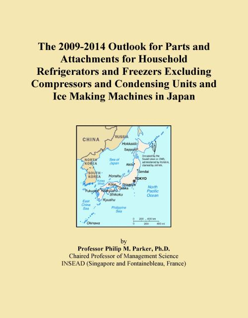 The 2009-2014 Outlook for Parts and Attachments for Household Refrigerators and Freezers Excluding Compressors and Condensing Units and Ice Making Machines in Japan - Product Image
