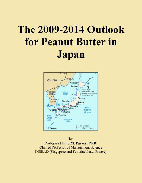 The 2009-2014 Outlook for Peanut Butter in Japan - Product Image