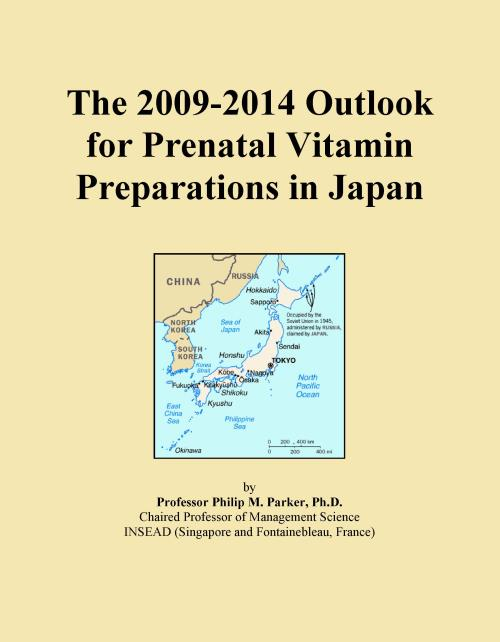 The 2009-2014 Outlook for Prenatal Vitamin Preparations in Japan - Product Image