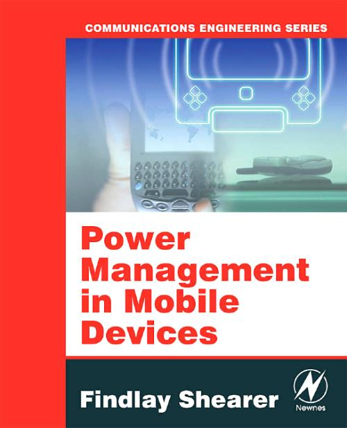 Power Management in Mobile Devices - Product Image