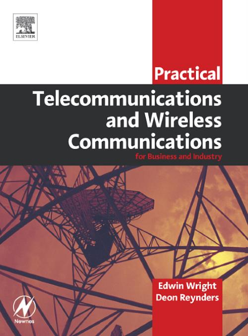Practical Telecommunications and Wireless Communications - Product Image