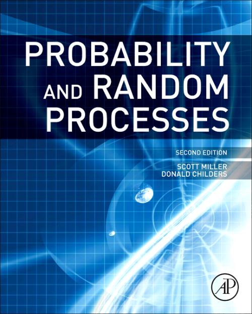Probability and Random Processes. Edition No. 2 - Product Image
