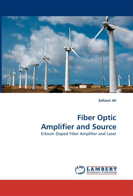 Fiber Optic Amplifier and Source. Edition No. 1 - Product Image