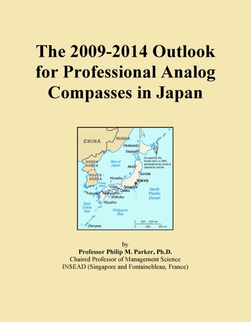 The 2009-2014 Outlook for Professional Analog Compasses in Japan - Product Image