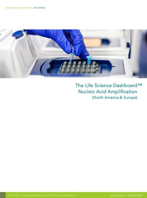 Nucleic Acid Amplification Life Science Dashboard™ Series 4 (NA & EU) - Product Image