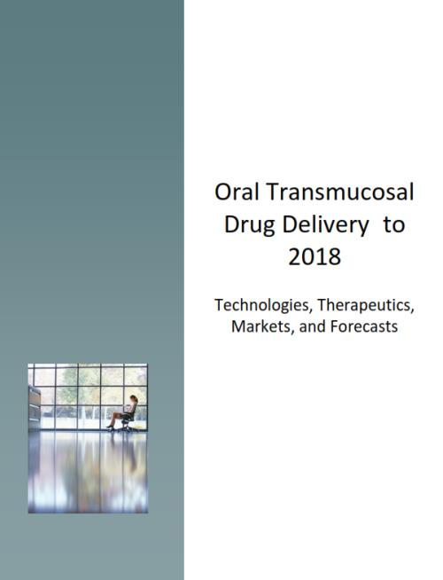 Oral Transmucosal Drug Delivery to 2018 - Product Image