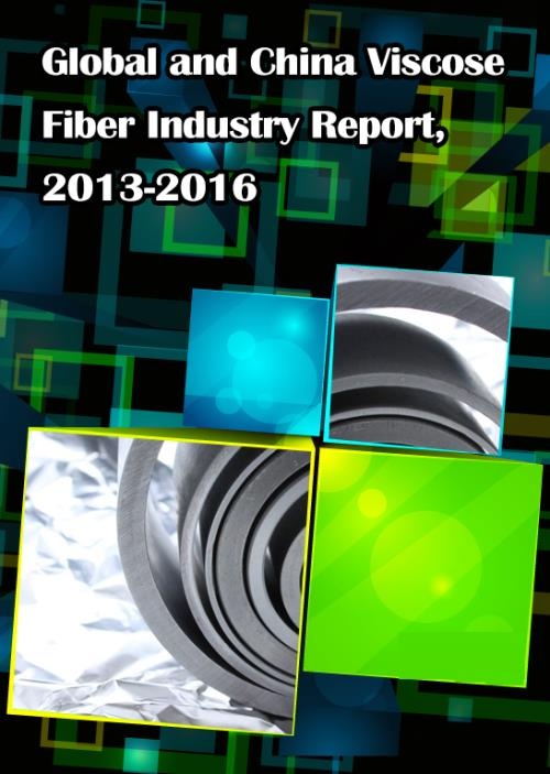 Global and Chinese Viscose Fiber Industry Report, 2013-2016 - Product Image