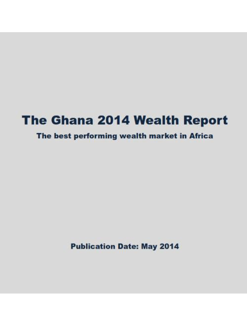 The Ghana 2014 Wealth Report - Product Image
