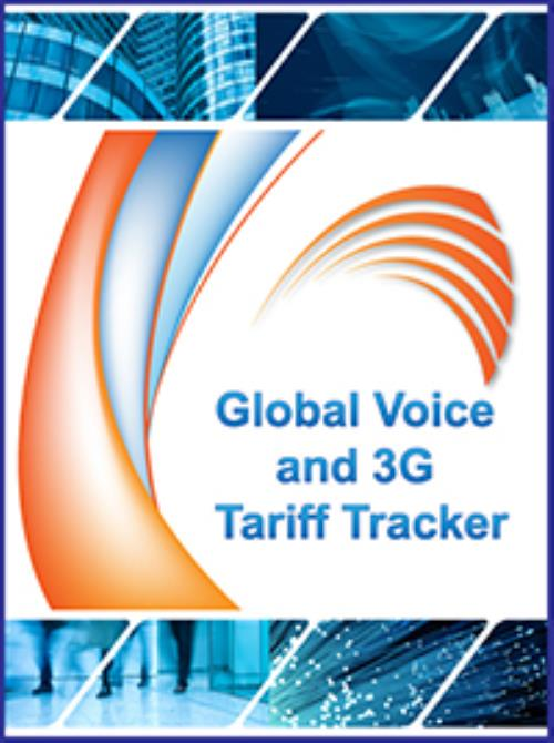 Global Voice and Data 3G/4G Smartphone Tariff Tracker - Product Image