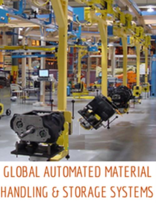 Global Automated Material Handling And Storage Systems Market – By Automated Guided Vehicles, Automated Storage And Retrieval Systems, Industry Usage And Geography– Market Shares, Forecasts And Trends (2014 – 2019) - Product Image