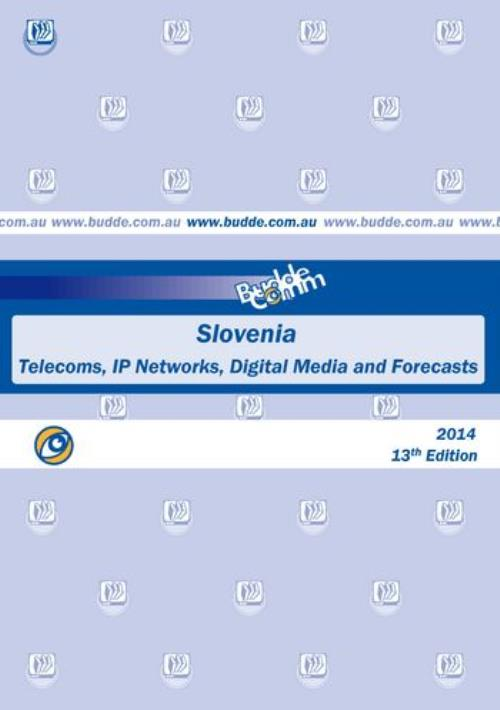 Slovenia - Telecoms, IP Networks, Digital Media and Forecasts - Product Image