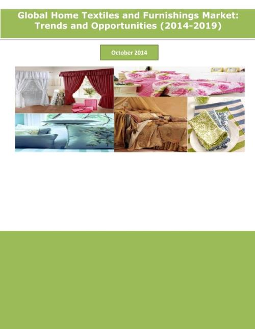 Global Home Textiles And Furnishings Market Trend And