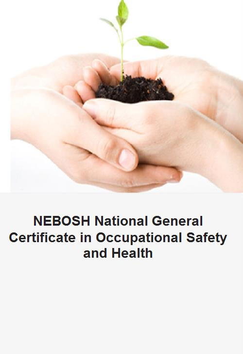 nebosh general certificate syllabus