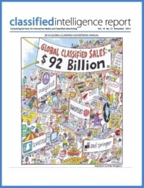 2014 Global Classified Annual - Product Image