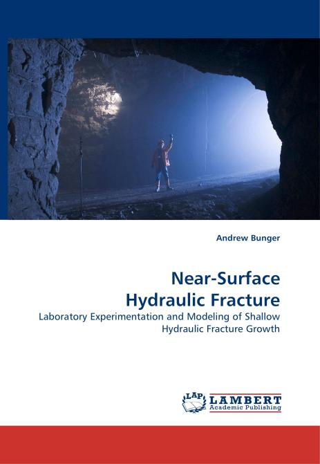 Near-Surface Hydraulic Fracture. Edition No. 1 - Product Image
