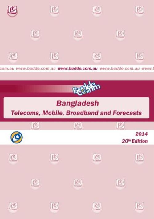 Bangladesh - Telecoms, Mobile, Broadband and Forecasts - Product Image