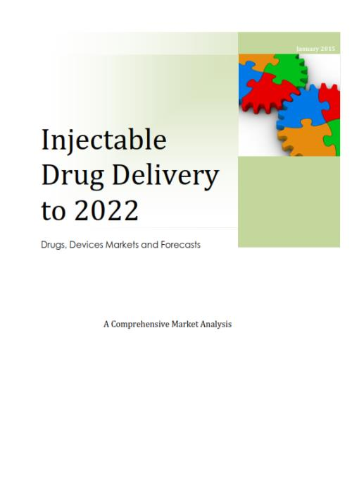 Injectable Drug Delivery to 2022 - Product Image