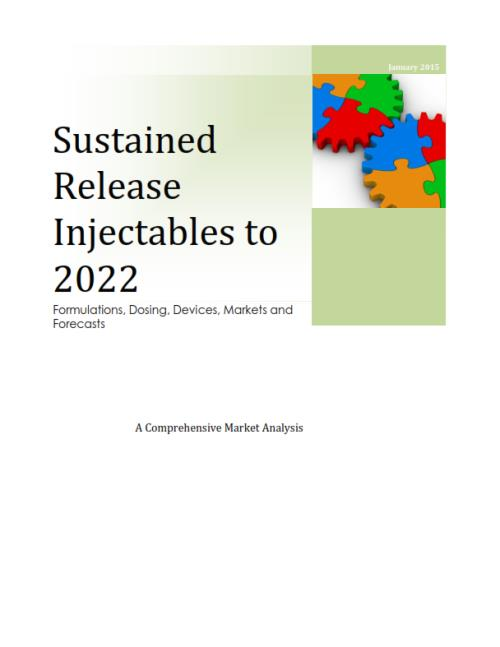 Sustained Release Injectables to 2022 - Product Image