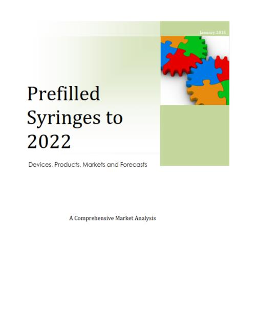 Prefilled Syringes to 2022 - Product Image