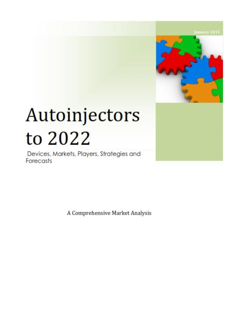 Autoinjectors to 2022 - Product Image