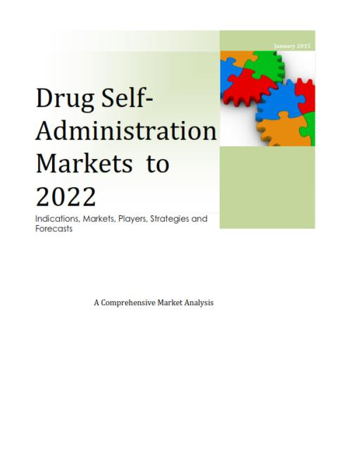 Drug Self-Administration to 2022 - Product Image
