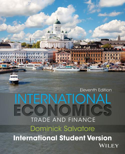 international economics trade and finance 11th edition