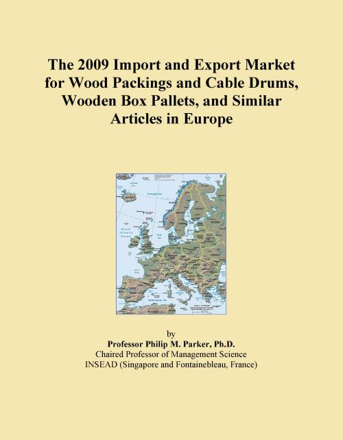 The 2009 Import and Export Market for Wood Packings and Cable Drums, Wooden Box Pallets, and Similar Articles in Europe - Product Image
