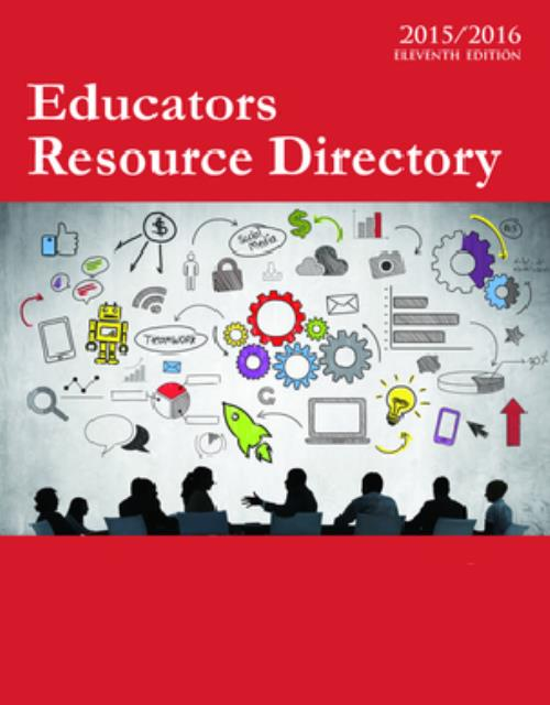 Educators Resource Directory 2015/16 Edition - Product Image