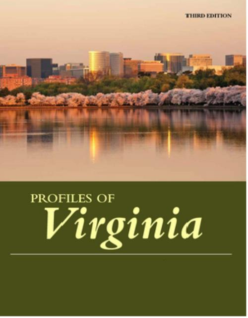 Profiles of Virginia, Third Edition - Product Image