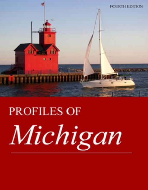 Profiles of Michigan, Fourth Edition - Product Image