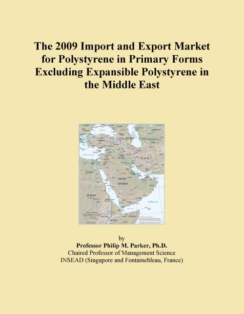 The 2009 Import and Export Market for Polystyrene in Primary Forms Excluding Expansible Polystyrene in the Middle East - Product Image