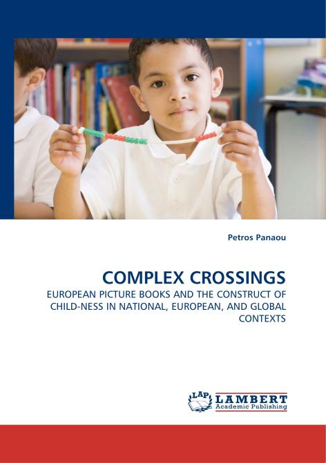 COMPLEX CROSSINGS. Edition No. 1 - Product Image