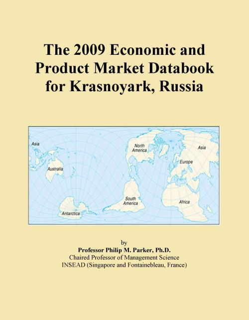 The 2009 Economic and Product Market Databook for Krasnoyark, Russia - Product Image
