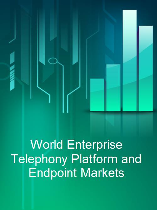 World Enterprise Telephony Platform and Endpoint Markets - Product Image