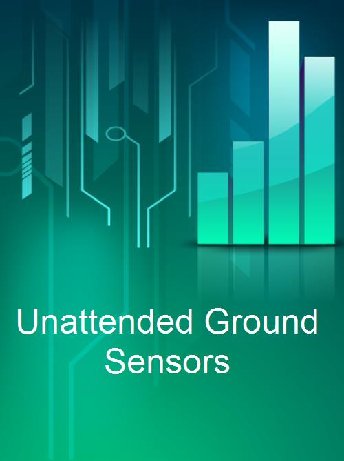 Unattended Ground Sensors - Product Image