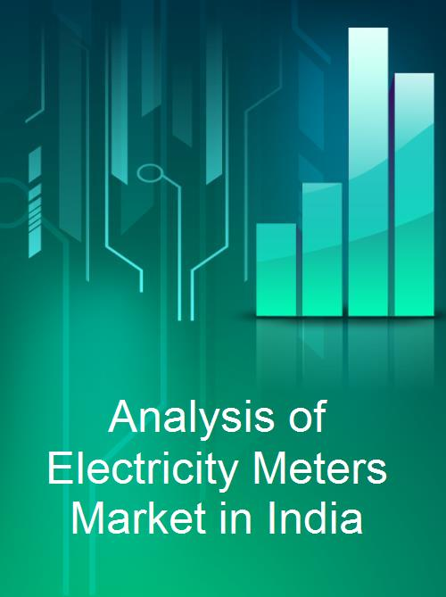 Analysis of Electricity Meters Market in India - Product Image