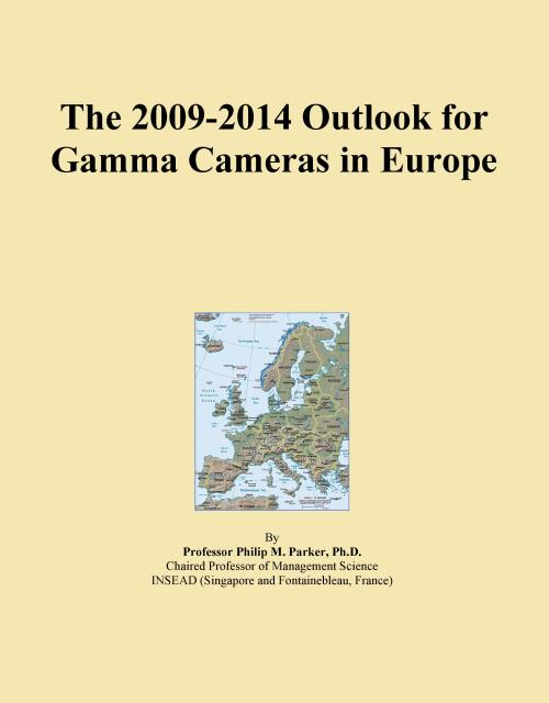 The 2009-2014 Outlook for Gamma Cameras in Europe - Product Image