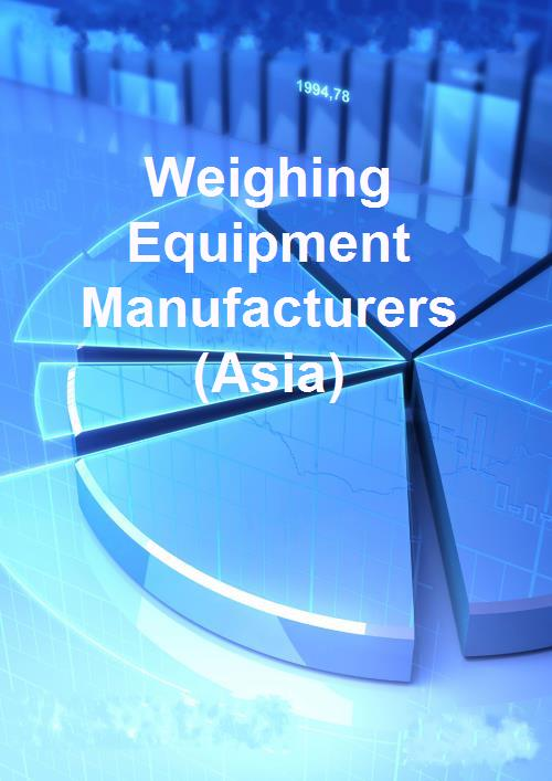 Weighing Equipment Manufacturers (Asia) - Product Image