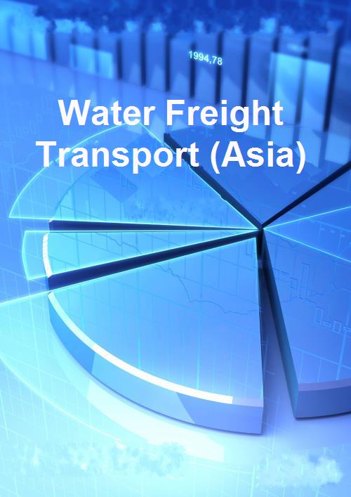 Water Freight Transport (Asia) - Product Image