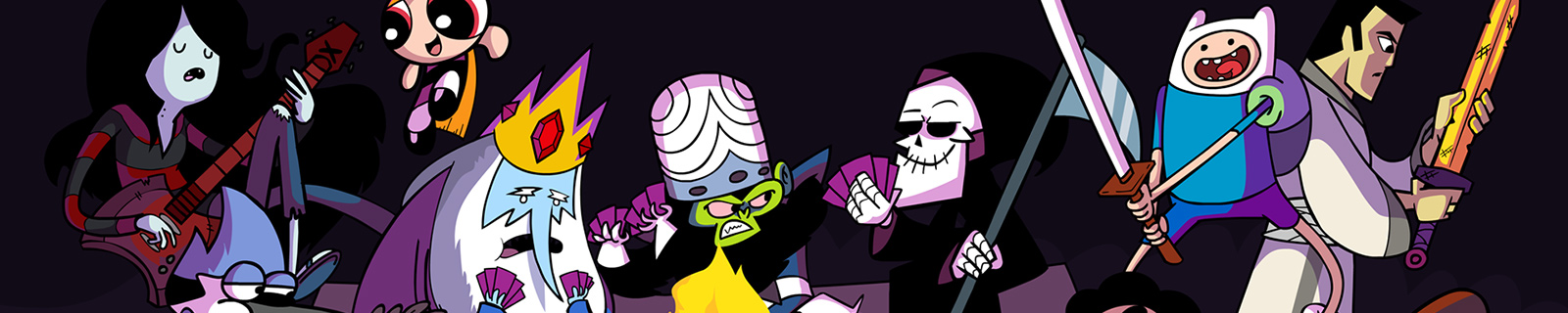 Cartoon Network  Banner Image